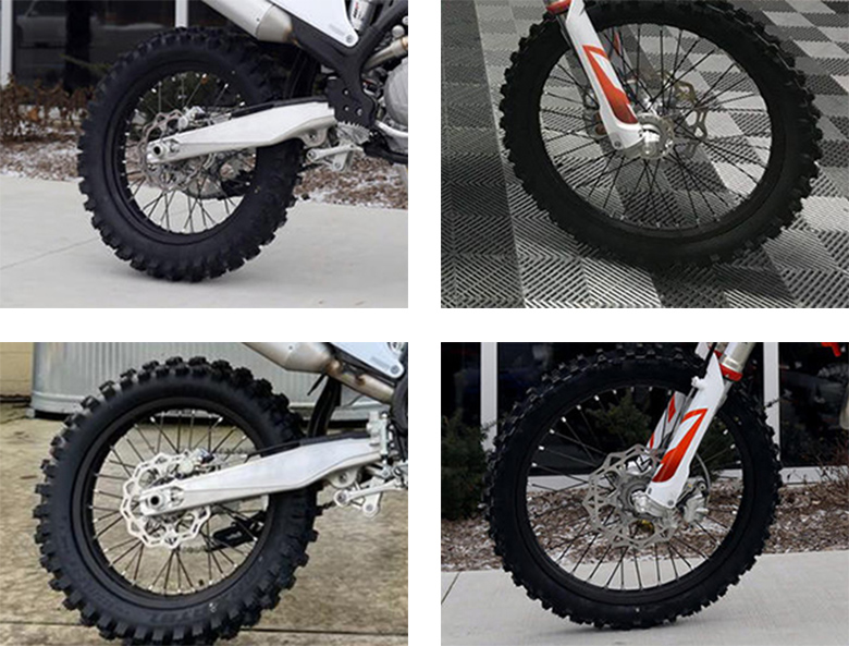 2020 KTM 450 XC-F Dirt Motorcycle Specs