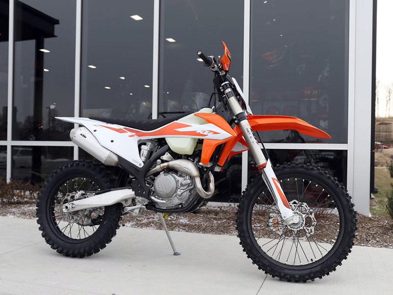 2020 KTM 450 XC-F Dirt Motorcycle