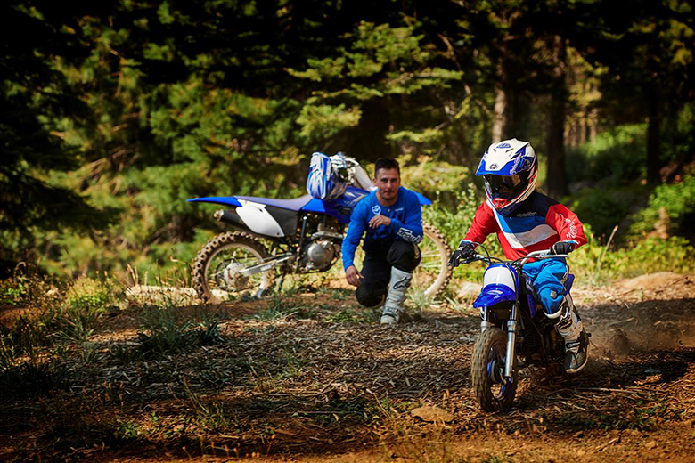 2020 PW50 Yamaha Trail Dirt Bike