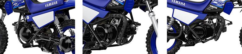 2020 PW50 Yamaha Trail Dirt Bike Specs