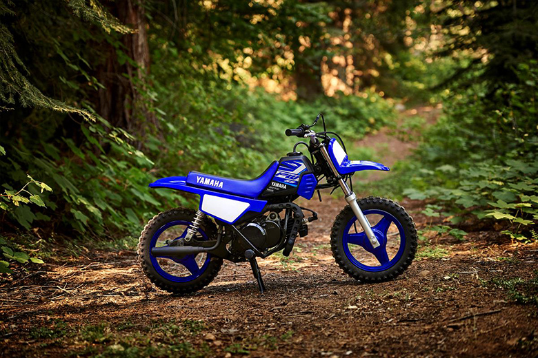 2020 PW50 Yamaha Trail Dirt Bike Review Specs Price