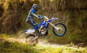 2020 WR250F Yamaha Off-Road Bike