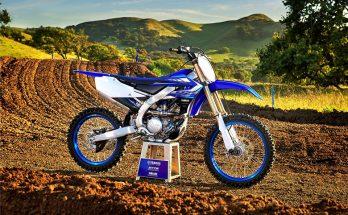 2020 Yamaha YZ250F Powerful Motocross