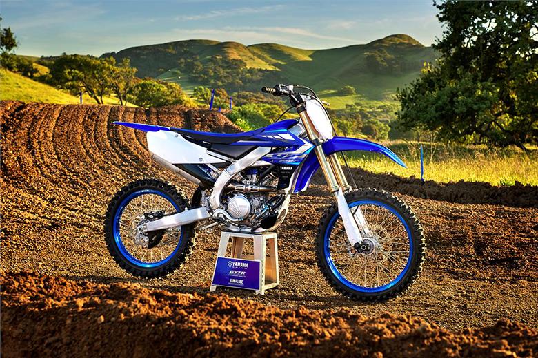 2020 Yamaha YZ250F Powerful Motocross Review Price Specs