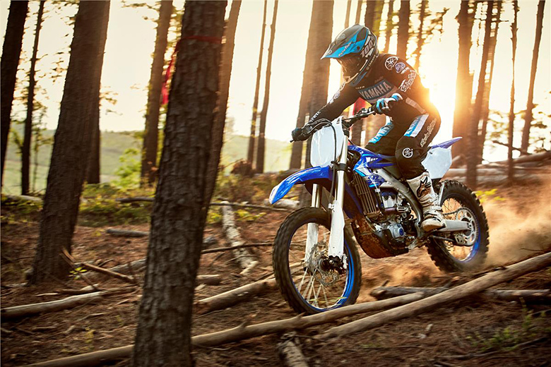 2020 Yamaha YZ250FX Off-Road Motorcycle