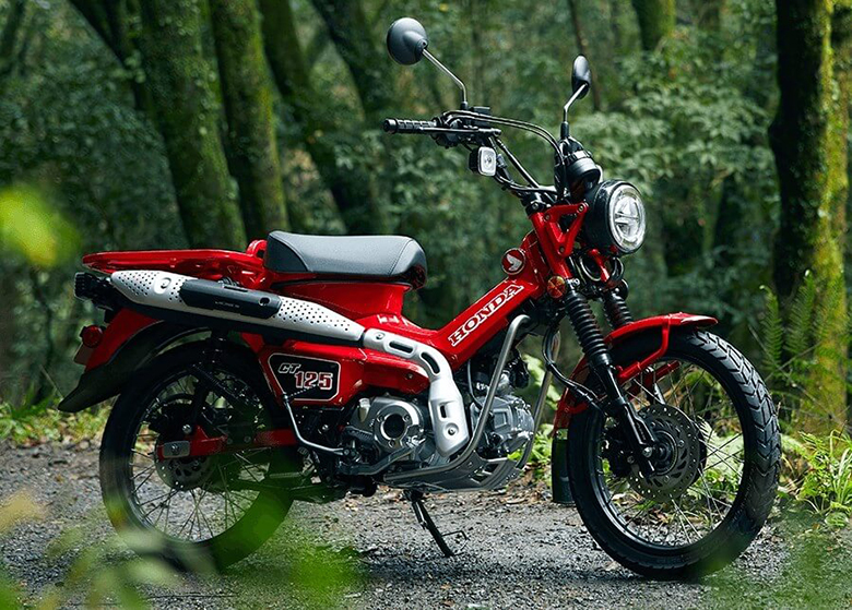 2021 Honda Trail 125 is Coming in US Market