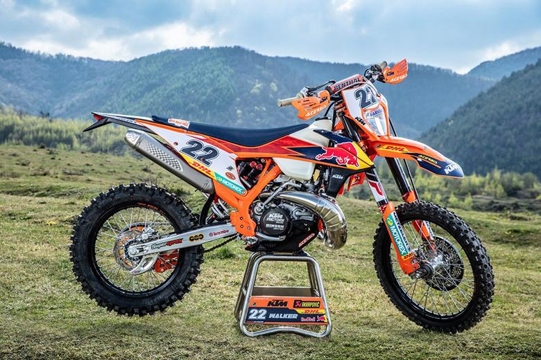 300 XC TPI 2020 KTM Trail Bike Review Specs