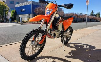 300 XC-W TPI 2020 KTM Off-Road Motorcycle