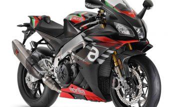 Aprilia 2020 RSV4 1100 Factory Heavy Motorcycle