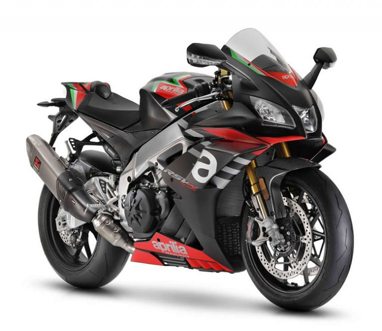 Aprilia 2020 RSV4 1100 Factory Heavy Motorcycle Review Specs