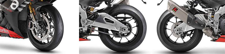 Aprilia 2020 RSV4 1100 Factory Heavy Motorcycle Specs