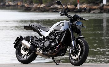 Benelli Leoncino 500 Trail 2020 Naked Bike