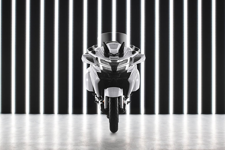 CFMoto Reveals The New 1250TR-G