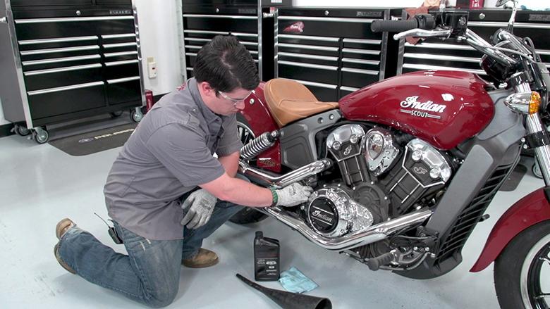 Top Ten Motorcycle Tasks To-Do in Lockdown