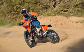KTM 2020 350 XC-F Powerful Dirt Bike