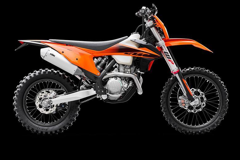KTM 2020 350 XCF-W Powerful Off-Road Bike