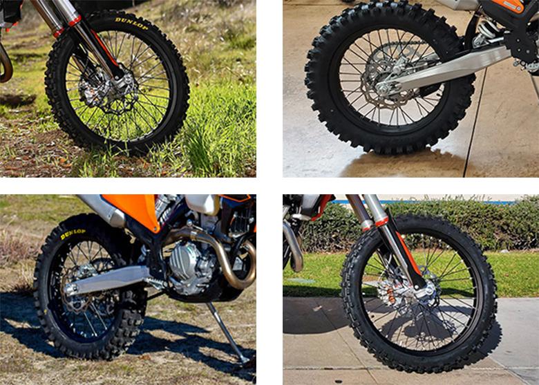 KTM 2020 350 XCF-W Powerful Off-Road Bike Specs
