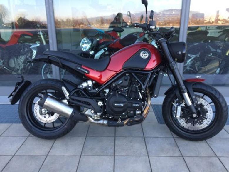 Leoncino 500 Benelli 2020 Naked Motorcycle