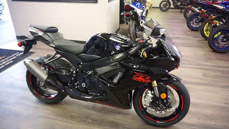 Suzuki 2019 GSX-R750 Sports Bike Review Specs Price