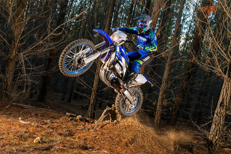 WR450F 2020 Yamaha Off-Road Motorcycle Review Specs Price
