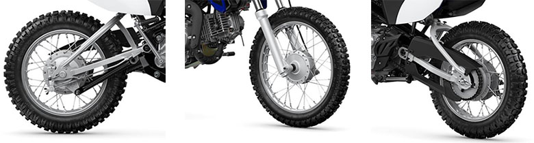 Yamaha 2020 TT-R110E Trail Off-Road Motorcycle Specs