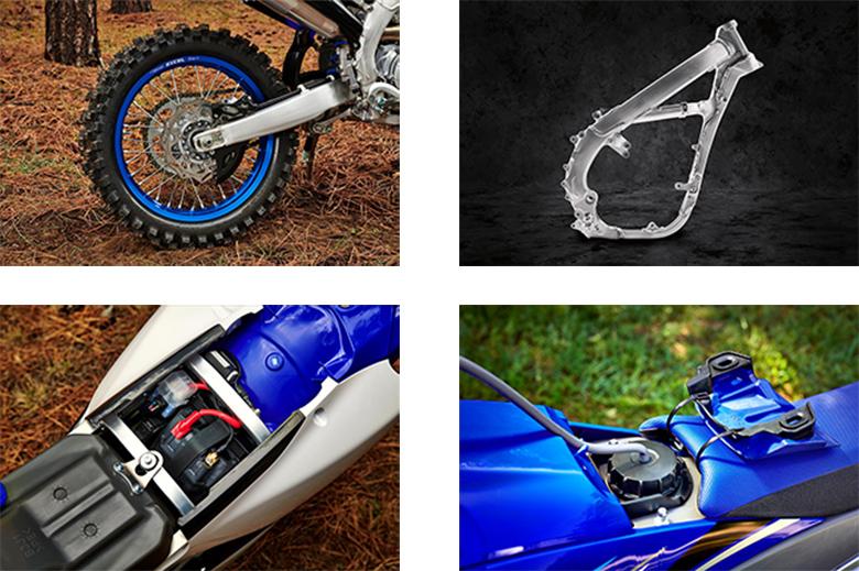 Yamaha 2020 YZ450FX Powerful Dirt Bike Specs