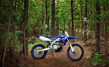Yamaha 2020 YZ450FX Powerful Dirt Bike