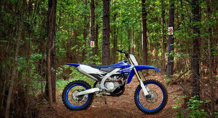 Yamaha 2020 YZ450FX Powerful Dirt Bike