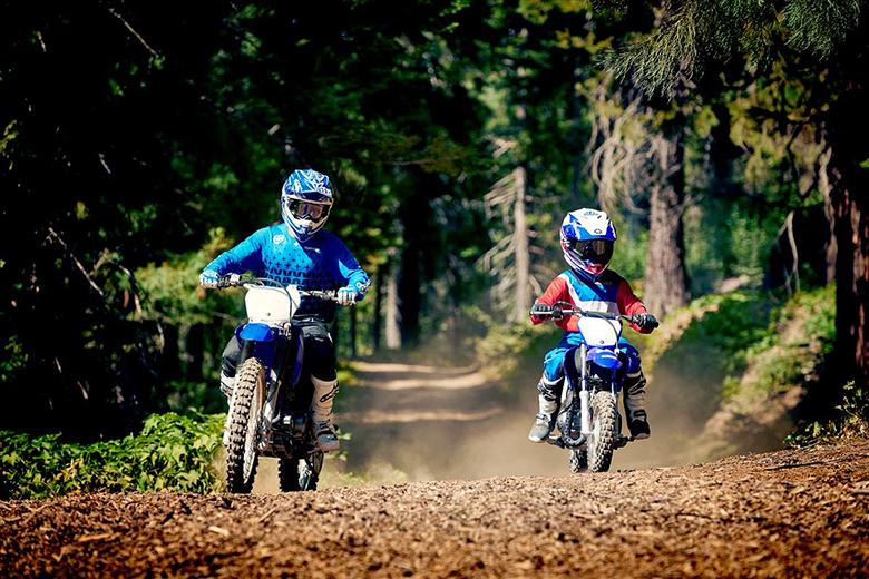 Yamaha TT-R50E 2020 Trail Motorcycle
