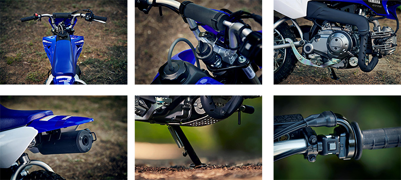 Yamaha TT-R50E 2020 Trail Motorcycle Specs