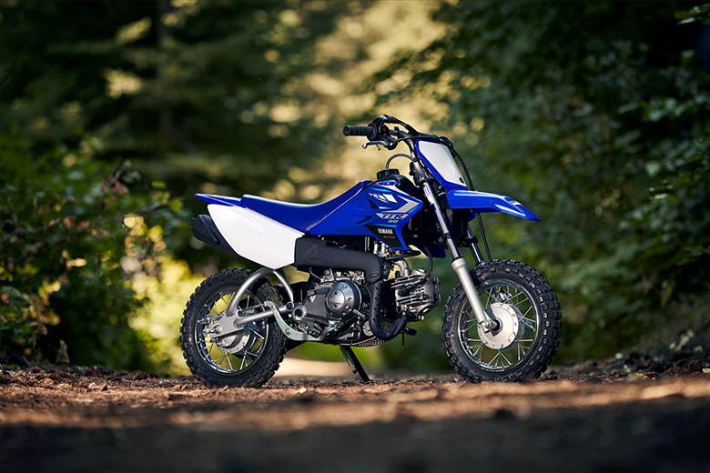 Yamaha TT-R50E 2020 Trail Motorcycle Review Price Specs