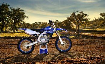 Yamaha YZ450F 2020 Powerful Motocross