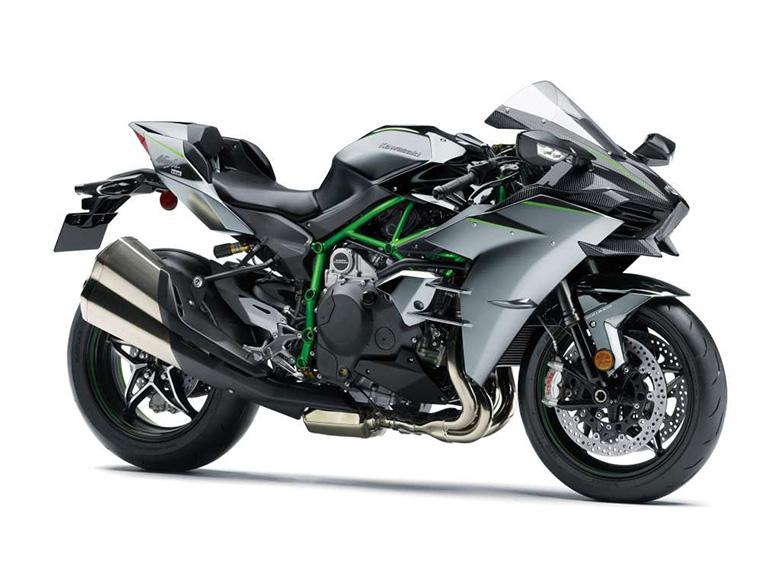 2018 Kawasaki Ninja H2 Carbon Sports Bike