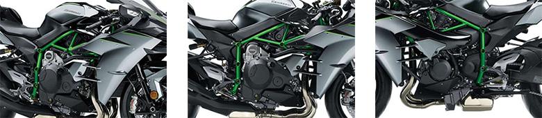 2018 Kawasaki Ninja H2 Carbon Sports Bike Specs