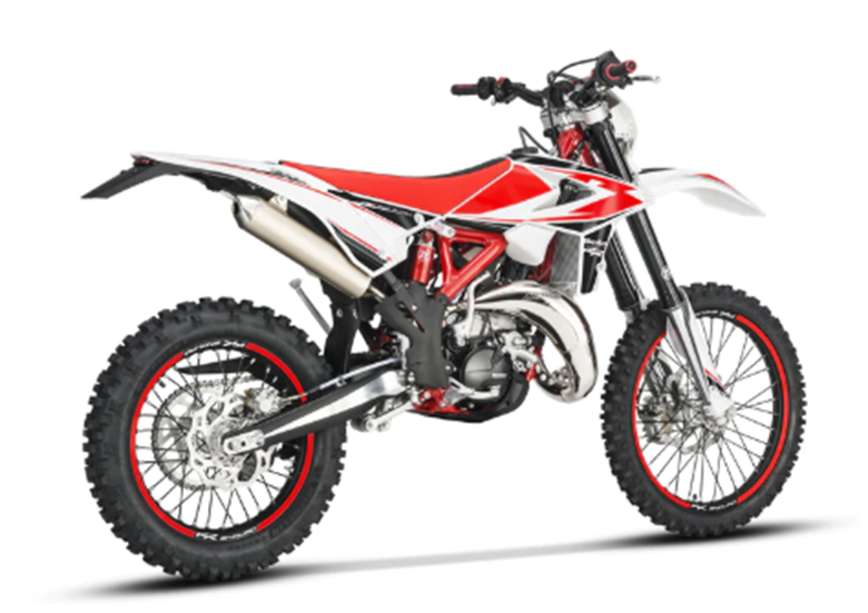 2019 Beta 125 RR 2-Stroke Off-Road Motorcycle