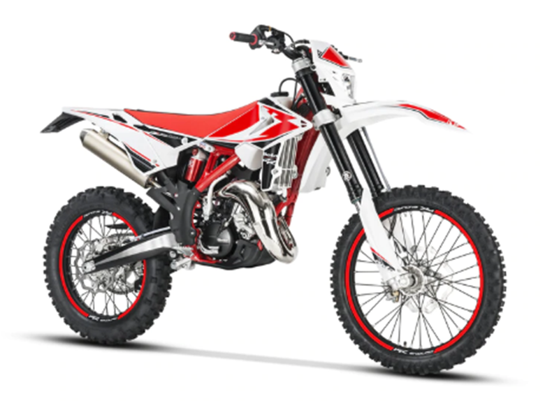 2019 Beta 125 RR 2-Stroke Off-Road Motorcycle Review Specs Price