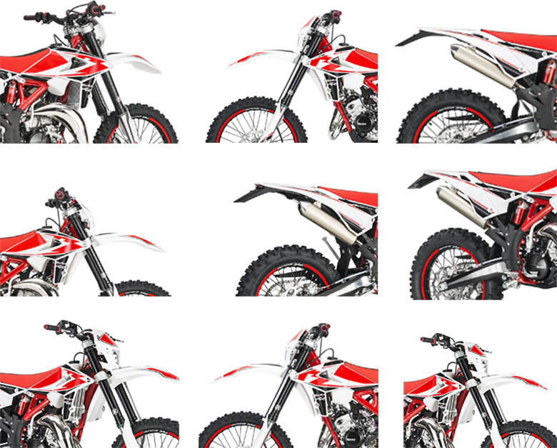 2019 Beta 125 RR 2-Stroke Off-Road Motorcycle Specs