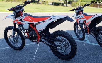 2019 Beta 250 RR Dirt Motorcycle