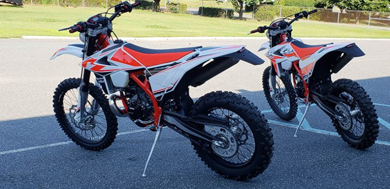 2019 Beta 250 RR Dirt Motorcycle Review Price Specs