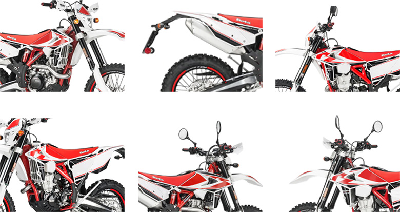2019 Beta 390 RR-S Off-Road Motorcycle Specs