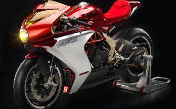2019 Superveloce 800 MV Agusta Concept Motorcycle
