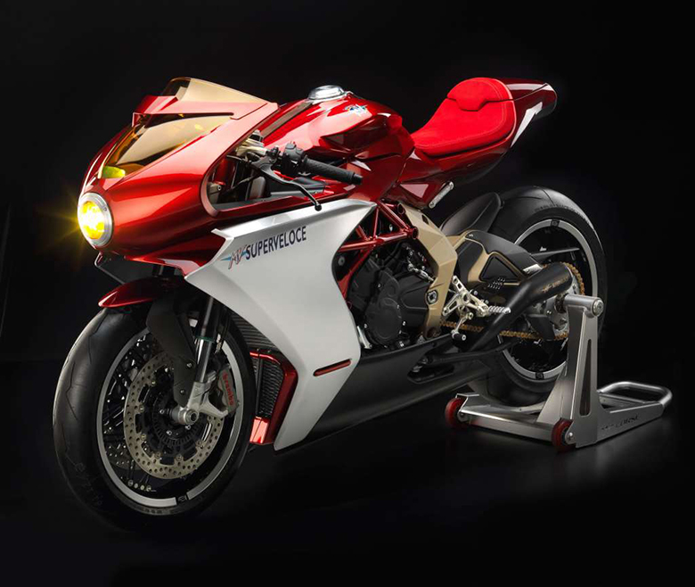 2019 Superveloce 800 MV Agusta Concept Motorcycle Review