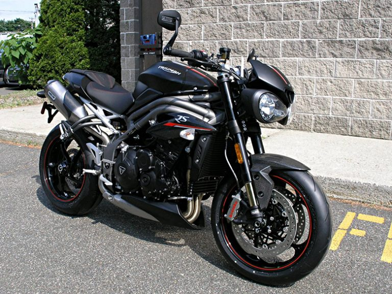 2019 Triumph Speed Triple RS Roadster Review Price Specs