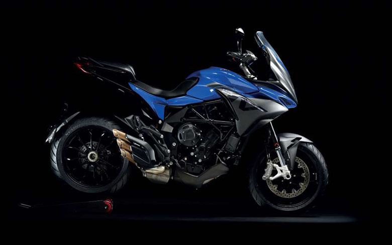 2019 Turismo Veloce 800 MV Agusta Naked Bike Review Price