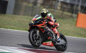 2020 Aprilia RSV4 X Sports Motorcycle