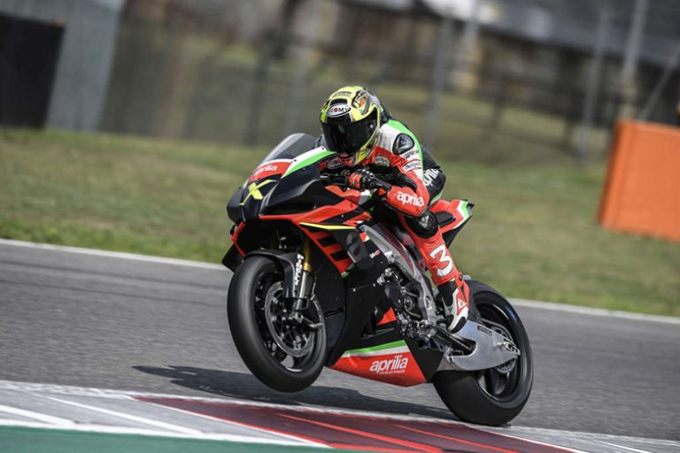 2020 Aprilia RSV4 X Sports Motorcycle Review