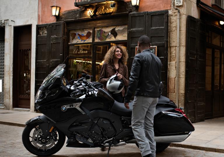 2020 BMW K 1600 B Touring Motorcycle Review Specs Price