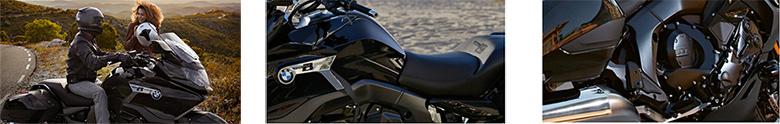 2020 BMW K 1600 B Touring Motorcycle Specs