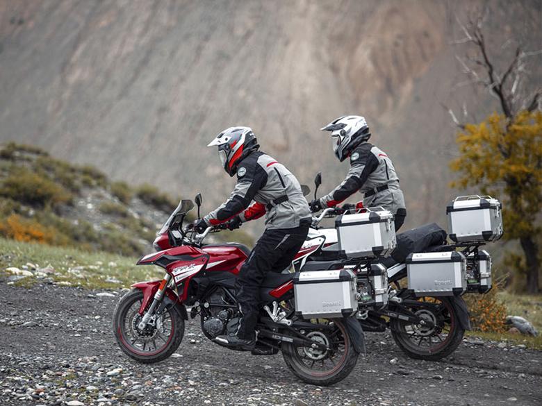 2020 Benelli TRK 251 Travel Bike