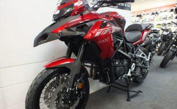 2020 Benelli TRK 502 X Powerful Travel Bike